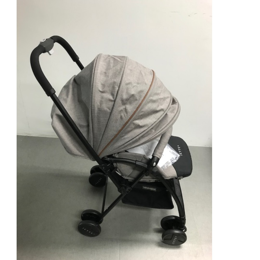 JETTE Jimmy Stroller - Coffee (Suitable for new born to 15kgs)