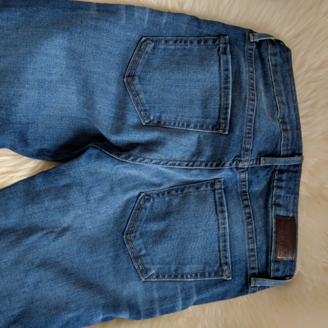 Just Black Mendocino Jean Sz 25