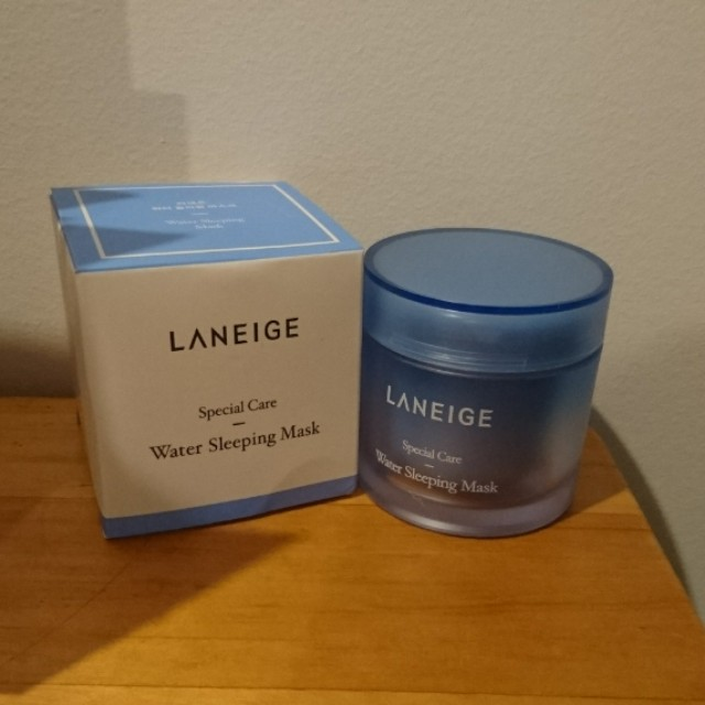 Laneige water sleeping mask 70ml special care