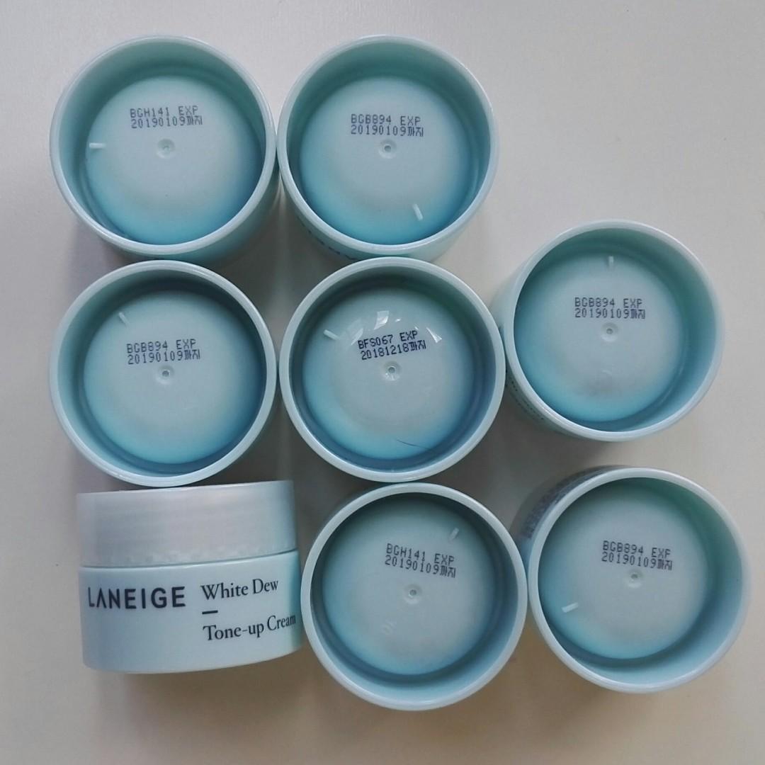 Laneige White Dew Tone-Up Cream 80ml