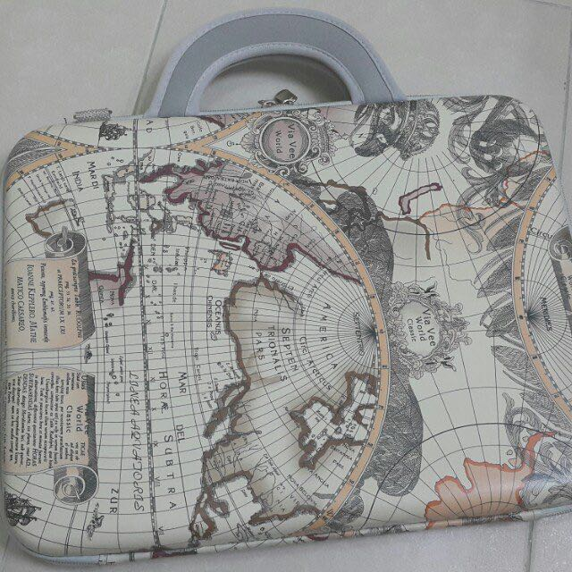 Laptop bag 13 inches world map design electronics computer parts photo photo photo photo photo gumiabroncs Image collections