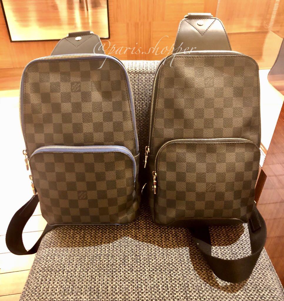 71edabcee0cdf Louis Vuitton Avenue Sling Bag