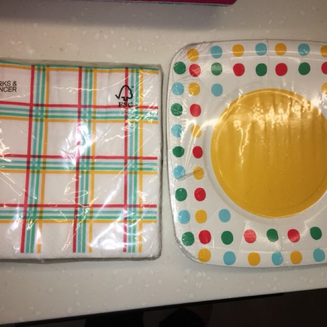 M & S Picnic Blanket and Cool Bag with