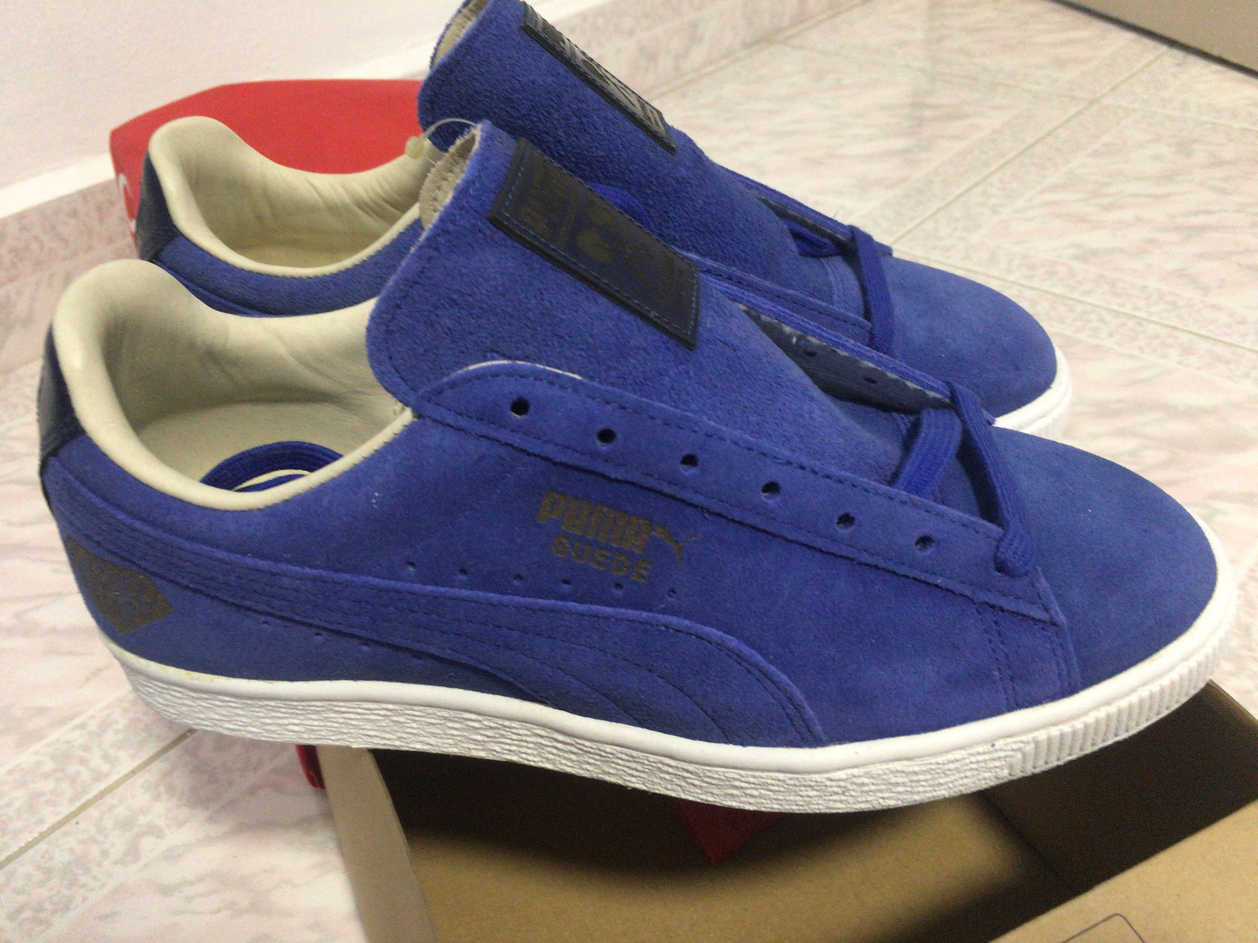 Made in Japan Puma Suede Sapphire - limited edition 4e27a254c