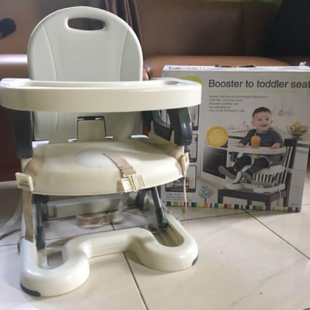 mastela baby chair