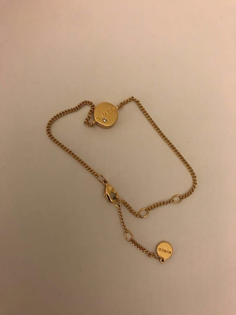 Mimco gold bracelet