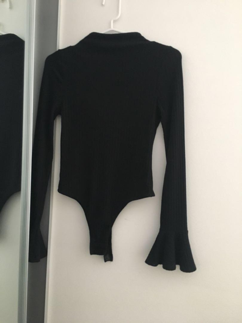 Misguided black bodysuit