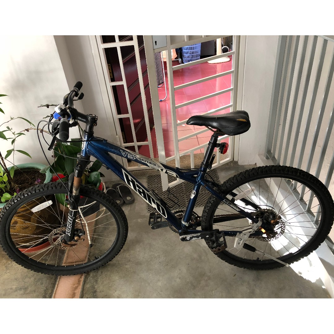 Mountain Bike With Shimano Parts Bicycles Pmds Bicycles On Carousell