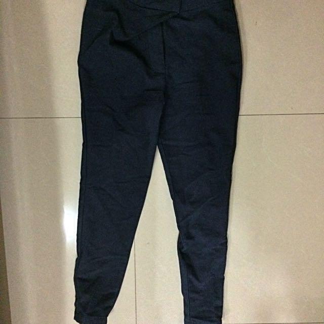 Navy pants berrybenka label