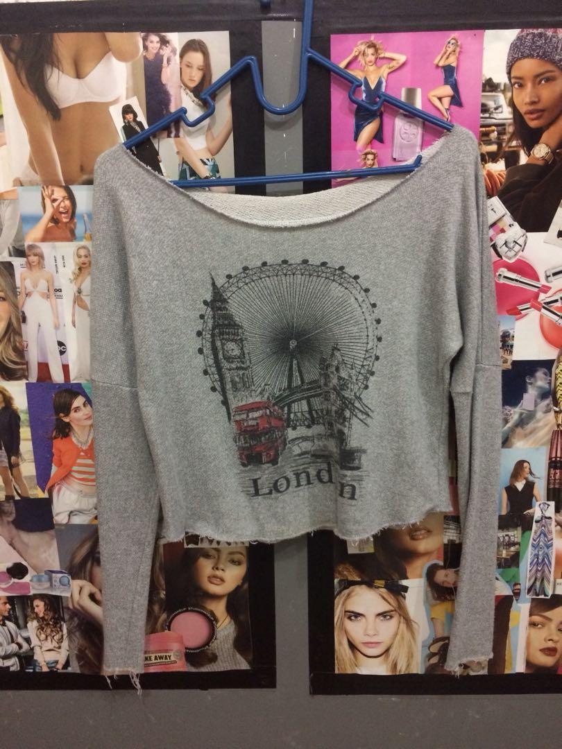 [NEW] Sweater London