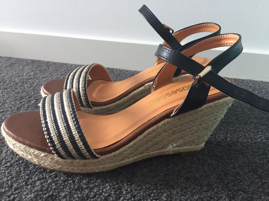 New with tags Espadrilles Sandals