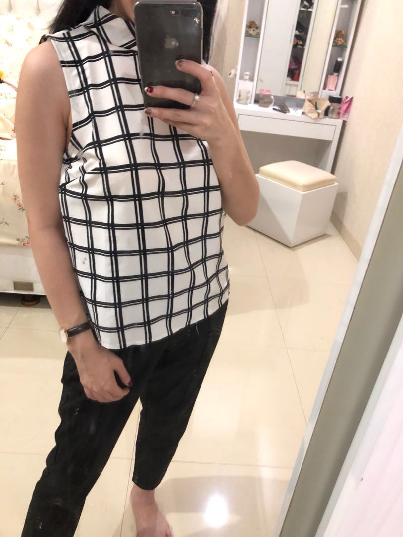newlook square top