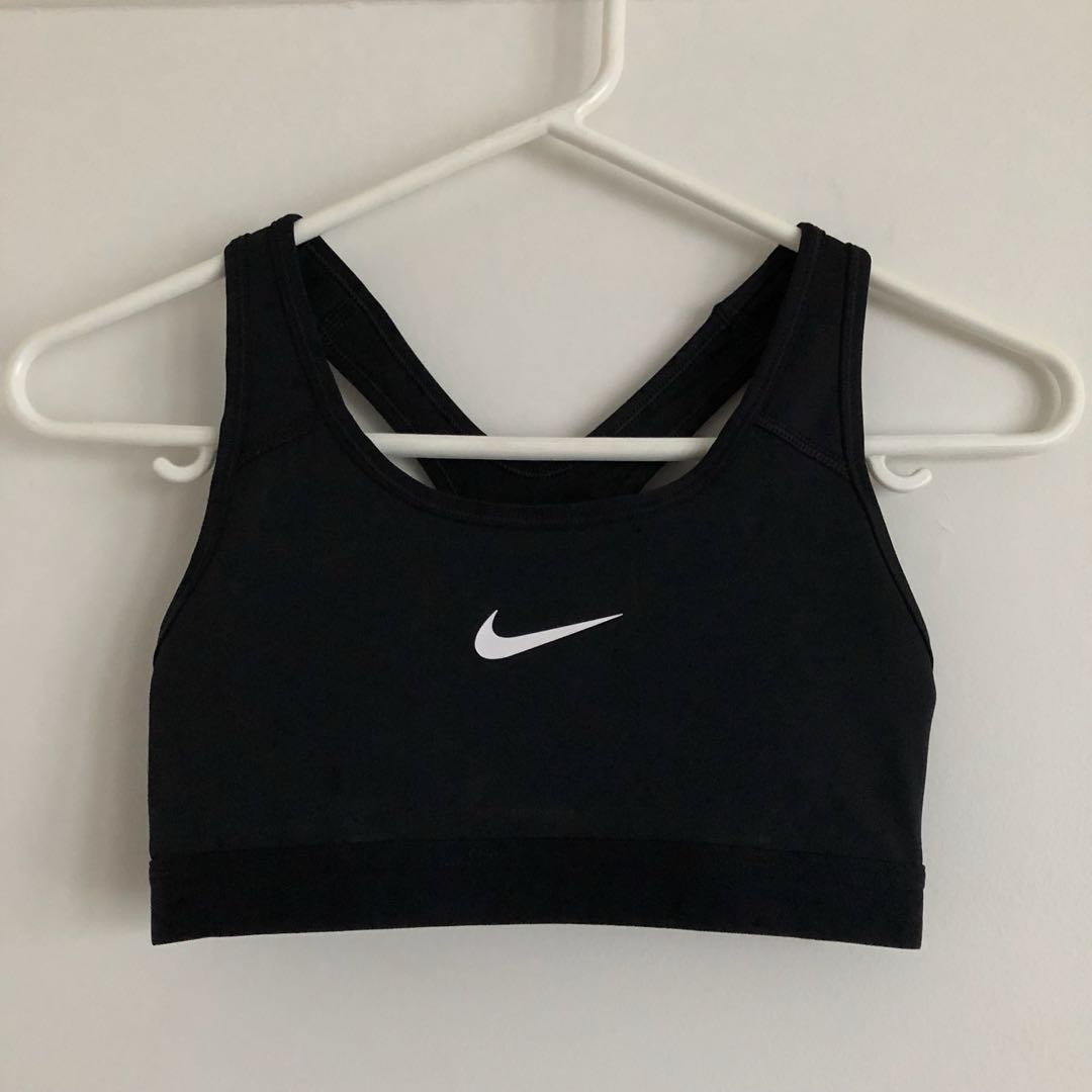 Nike Black Bra XS