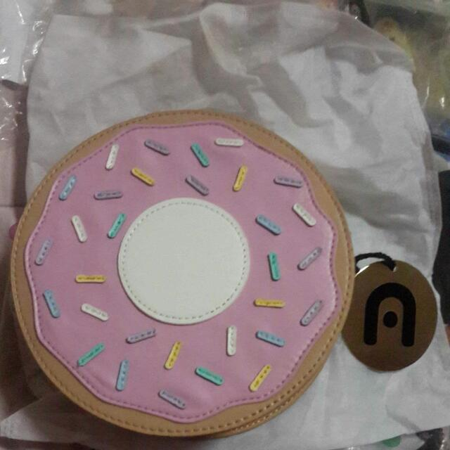 Nila Anthony Donut Sling Bag