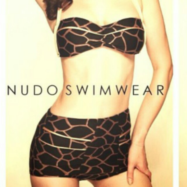 Nudo High Waist Bikini Set