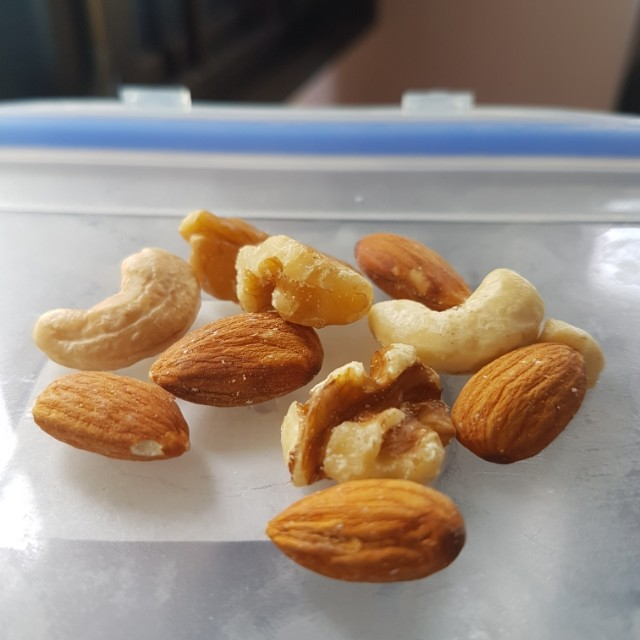 Nuts, Food & Drinks, Packaged Snacks on Carousell