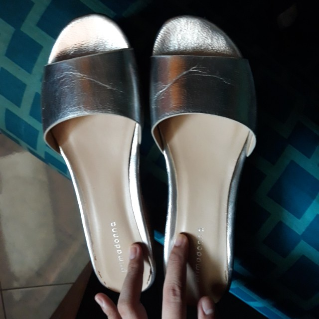 Primadona Silver Wedge