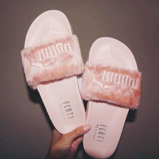 Puma Fenty Rihanna slipper #fesyen50