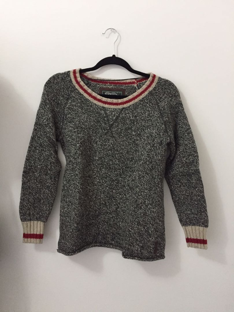 Roots Authentic Cabin Sweater