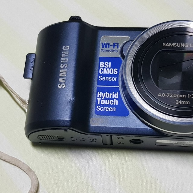Samsung Camera with wifi connectivity