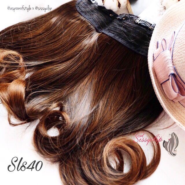 Sissyclip Hair Clip SLS 40