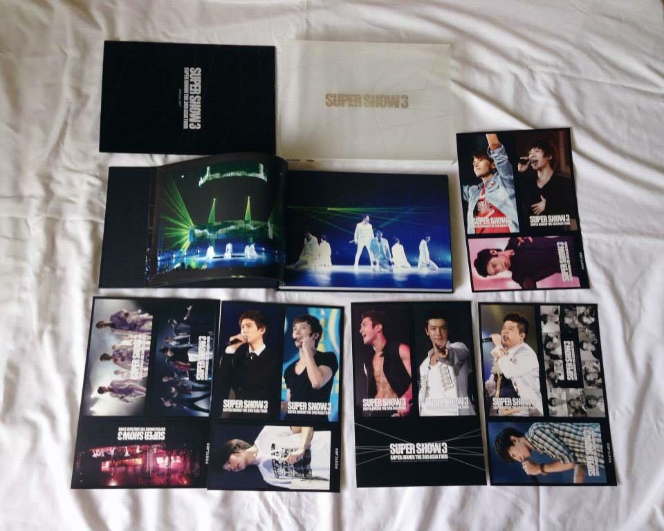 Super Junior Super Show 3 Photobook