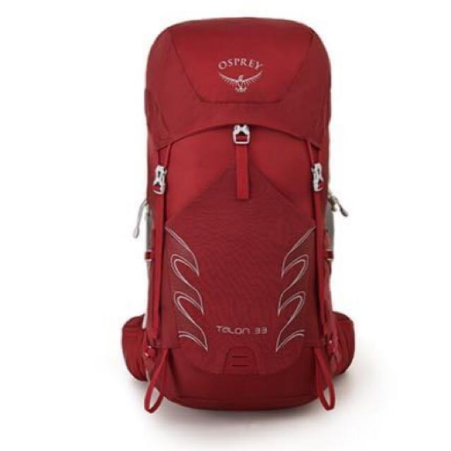 TALON 33 LIGHT BACKPACKING | DAY HIKING | MARTIAN RED