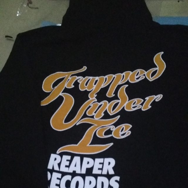 Trapped Under Ice Pullover Hoodie [OFFICIAL]