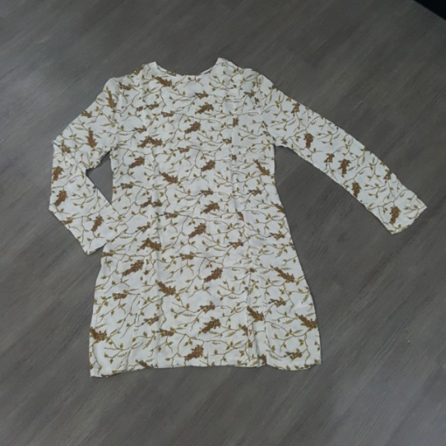 Uniqlo dress (M)