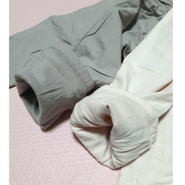 UNITED COLORS OF BENETTON 兩層純棉保暖褲