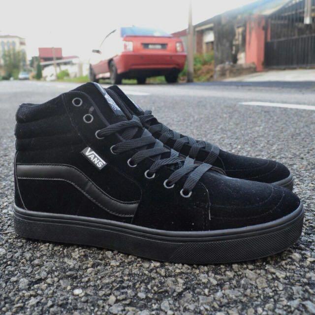 c609ecb4d8 Vans Oldskool TNT All Black