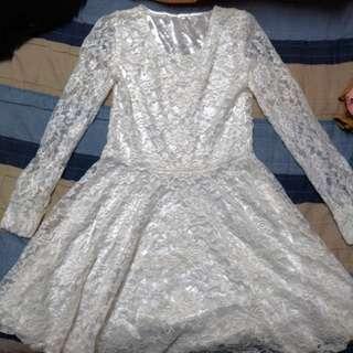 🚚 氣質蕾絲洋裝