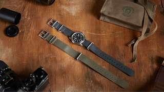 Timex x Nigel Cabourn Watch