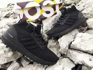 Adidas Ultra Boost Mid Pure Black