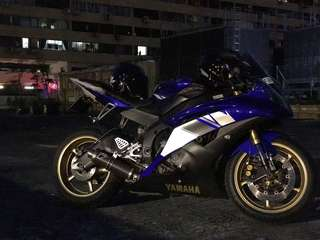 Selling Yamaha R6 Original Coverset