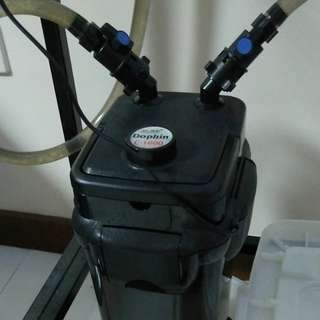 Dophin canister filter C-1600