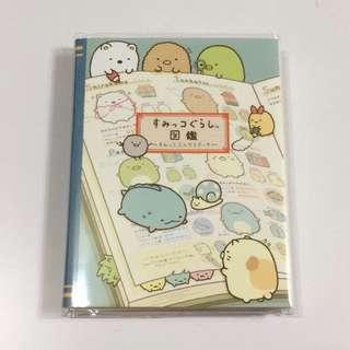 Japan Tokyo Sumikko Gurashi 角落生物 上學篇 Memo Notes 便條