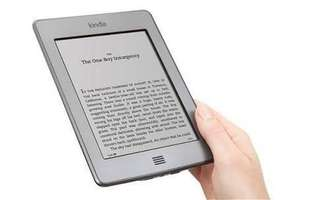 Amazon Kindle Touch E-reader