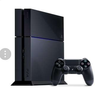 PS4 Console Used