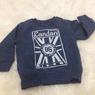 Sweater London for Boy