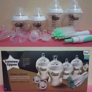 Tommee tippee starter set