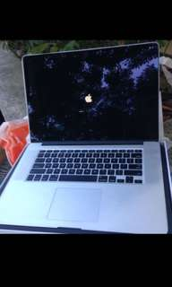 I am exporter buy all used / spoilt macbook