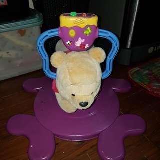 Roll N Go Winnie The Pooh Ride