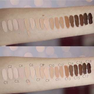 [IN STOCK] Makeup revolution conceal and define concealer  - dupe for tarte shapetape concealer shape tape