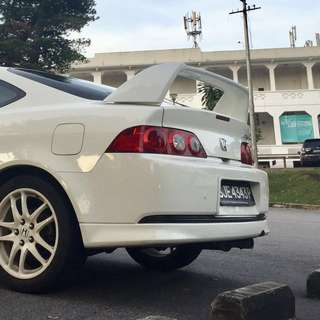 INTEGRA DC5 Rear Bumper