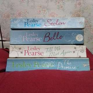(TAKE THEM ALL)Lesley Pearse's Books
