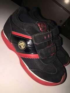 Crocs Boys Shoes, Black/Red, Size C12