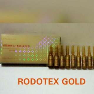 Rodotex Gold Whitening Injection
