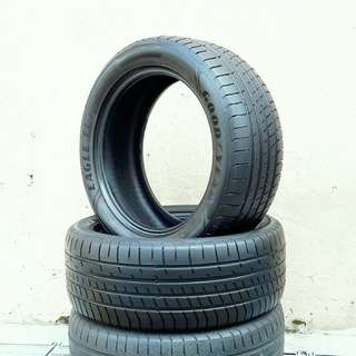 Used 235/50 R18(Sold) Goodyear (2pcs) 🙋♂️