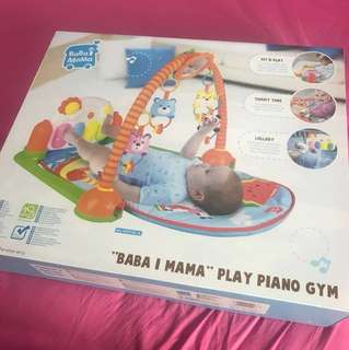 Baby Piano Playgym - Brand New